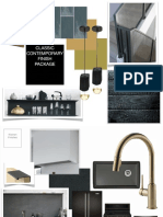 Ironside Classic Contemporary Moodboard