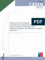Manual del Investigador Casen 2011.pdf