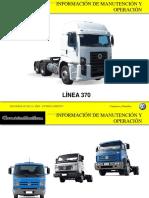 Curso Sistemas Componentes Camiones Volkswagen 370 Constellation Caracteristicas Especificaciones Tecnicas Tablero