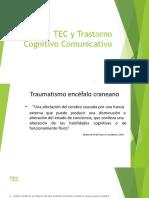 TEC y Trastorno Cognitivo Comunicativo