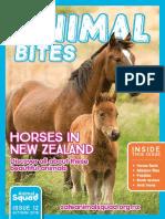 Animals Bites  Newsletter #12