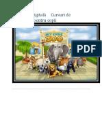 Academia Digitală     Cursuri de progamare pentru copii.docx