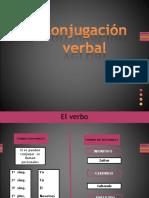conjugacic3b3n-verbal.ppt