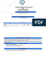 Programa de Etica Profesional de Los Docentes (en Revisión)