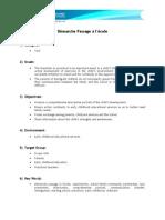 Démarche Passage à l'école (English Version)