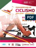Campeonato Panamericano de Ruta San Juan #Panamruta18