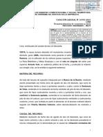 Cas. N° 16995-2016-Lima
