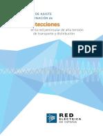 Criterios de Ajuste y Coordinación de Protecciones en la Red Peninsular de Alta Tensión de Transporte y Distribución.pdf