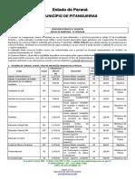 Prefeitura de Pitangueiras Pr 2018-Edital