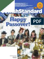 Jewish Standard, March 30, 2018