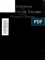 A Handbook on the Steam Engine for Small and Medium Engines for Engine Makers 1902