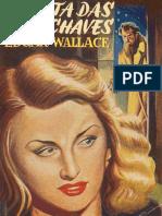 A Porta Das Sete Chaves - Edgar Wallace