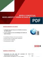 Modelo conceptual de bd