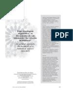 Uma Abordagem Arquivistica Os Documentos de Um Laboratorio Das Ciencias Biomedicas
