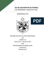 Informe de Practicas Pre ProfesionalesFINAL