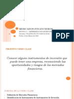 MERCADOS FINANCIEROS-