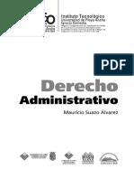 Administrativo Manual Derecho Administrativo