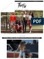 Product Portfolio-Boohoo- Huong K Le