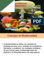 Diversidad Biológica y Taxonomía