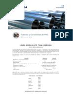 Tuberias y Conexiones de PVC ATRAQUES
