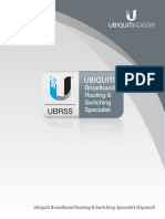 UBRSS Spanish Training Guide V1.2
