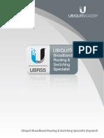 UBRSS Spanish Training Guide V1.2
