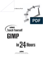 Sams - Teach Yourself Gimp in 24 Hours