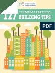 Community Building Tips from Kamloopsians....