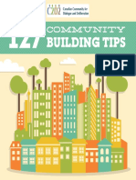 Community Building Tips from Kamloopsians....
