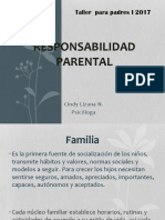 Taller Responsabilidad Parental