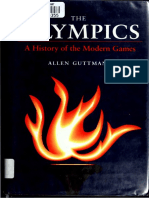 Illinois History of Sports Allen Guttmann the Olympics a History of the Modern Games 1992 University of Illinois Press 1