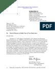 FERC Letter to ACP