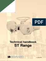 Bernard Controls Technical Handbook