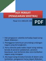 Hot Persuit