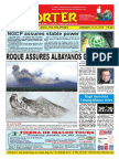 Bikol Reporter January 21 - 27, 2018 Issue