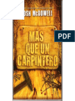 Mas Que Un Carpintero - Josh Mcdowell