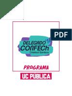 Programa Delegado Confech 2018 Ilovepdf Compressed