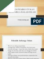 SISTEM PEMBENTUKAN KELUARGA DALAM ISLAM.pdf