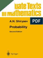 Probability (Graduate Texts in - Albert N. Shiryaev.pdf