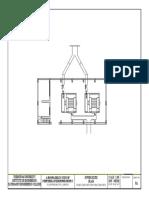 PELTON TURBINE POWER HOUSE TOP VIEW