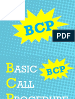 7-Step BCP as of June 9, 2015 9pm