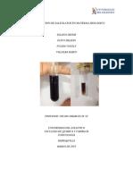 Informe #2 Salicilatos