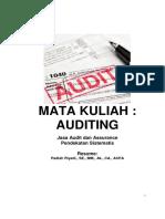 Pendekatan Sistematis dari Jasa Audit.