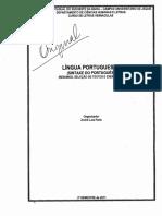 4Modulo Lingua Portuguesa I - 2015