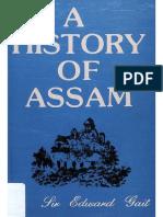 A History of Assam 0