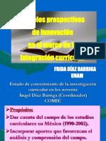 Modelos Innovacion Integracion Curricular VENEZUELA