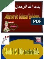 [Dental Biomaterials]Model & Die by Dr.gehan_American Corner Family 'October 29th,2010' [ACFF @AmCoFam]