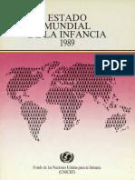 Estado Mundial de La Infancia 1989