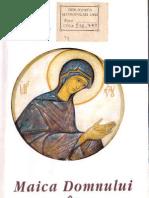 Monahia Semfora Gafton - Maica Domnului in Biserica Ortodoxa