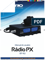 Manual Aquario RP90 BR